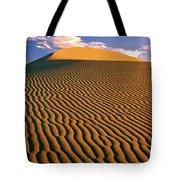Story In The Wind Tote Bag