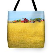 Storybook Farm Tote Bag