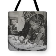 Storytime Tote Bag