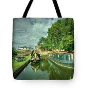 Stourport Narrowboats  Tote Bag