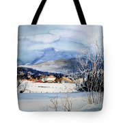 Stowe Valley Farm Tote Bag