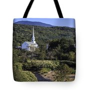 Stowe Vermont Tote Bag