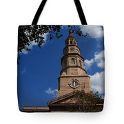 St.philips Church Charleston Sc Tote Bag