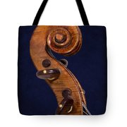 Stradivarius Scroll Tote Bag