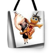Straight From The Heart Tote Bag