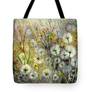 Straight To The Hills Tote Bag