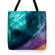 Strains Of Time Tote Bag