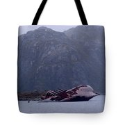 Straits Of Magellan Iv Tote Bag