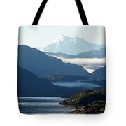 Straits Of Magellan Vii Tote Bag