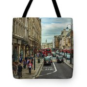 Strand Street, London. Tote Bag