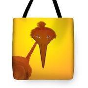 Strange Bird Tote Bag