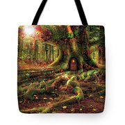 Strange Dreams 3 Tote Bag