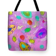 Strange Galaxy Tote Bag