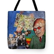 Strange How These Mortals So Loudly Complain Of The Gods Tote Bag