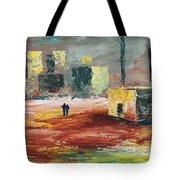Strange Land Tote Bag