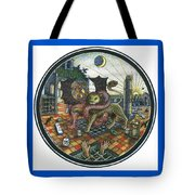 Strange Reverie Tote Bag