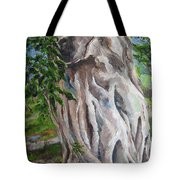 Strangler Fig Tote Bag