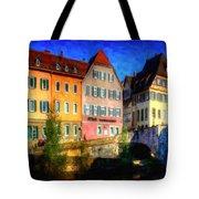 Strasbourg 1 Tote Bag