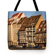 Strasbourg Tote Bag