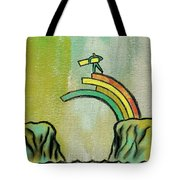 Strategy For Success Tote Bag