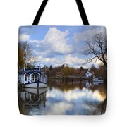Strateley - England Tote Bag