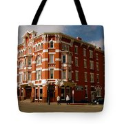 Strater Hotel 1887 Tote Bag