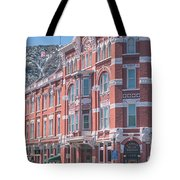 Strater Hotel Tote Bag by Jason Coward
