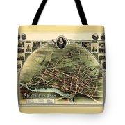 Stratford On Avon 1908 Tote Bag