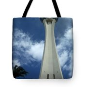 Stratosphere Tower Tote Bag