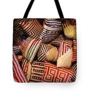 Straw Bags Oaxaca Mexico Tote Bag