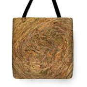 Straw Tote Bag by Michal Boubin