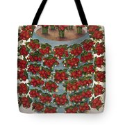 Strawberries, 1889 Tote Bag