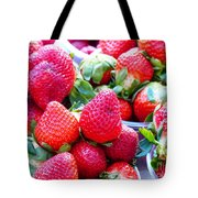 Strawberry Fest Tote Bag