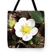 Strawberry Flower 1 Tote Bag