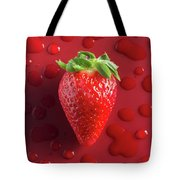 Strawberry Fresh One Tote Bag