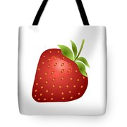Strawberry Fruit Tote Bag