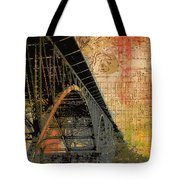 Strawberry Mansion Bridge Philadelphia Pa Tote Bag