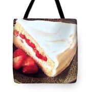 Strawberry Short Cake  Tote Bag