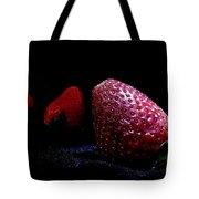 Strawberry Trail Tote Bag