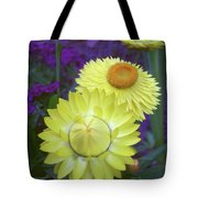 Strawflower Perfection  Tote Bag