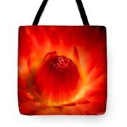 Strawflower Sombrero Tote Bag