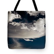 Streakin' Cloud Tote Bag
