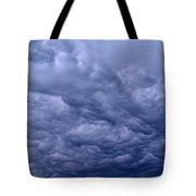 Streaks In The Clouds Tote Bag