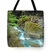 Stream Of Beauty Tote Bag