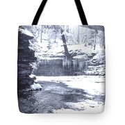 Streambed Tote Bag
