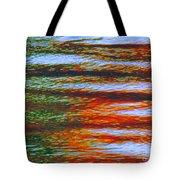 Streaming Rays Of Love Tote Bag
