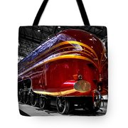 Streamlined For Speed Tote Bag