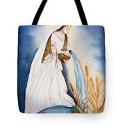 Streams Of Living Waters Tote Bag
