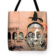 Street Art 1 Tote Bag