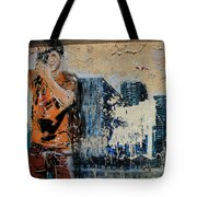 Street Art 3 Tote Bag